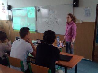 Zapojení odborníka zpraxe do výuky na SŠ